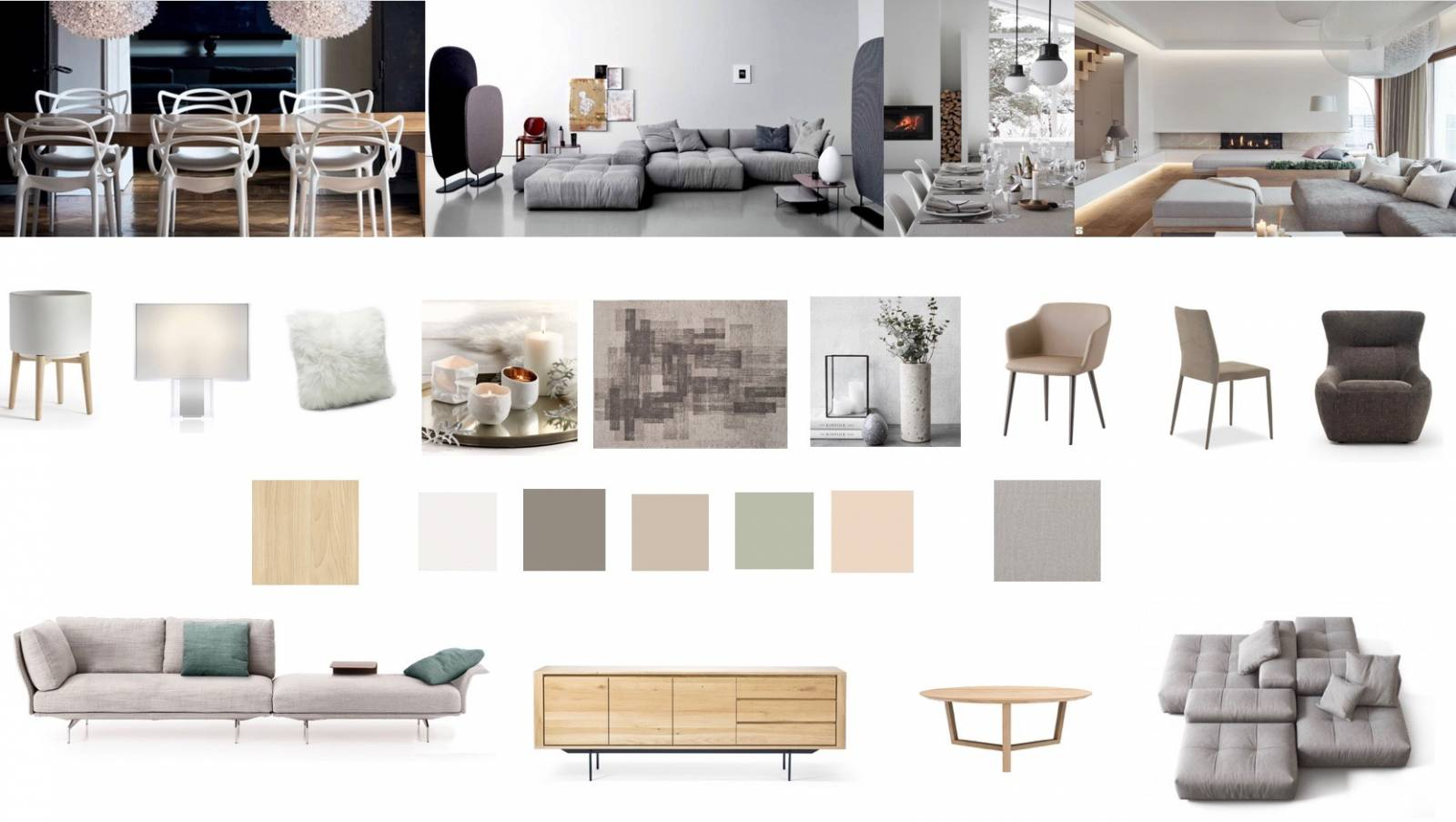 Decoration Interieur Design Contemporain les tendances déco 2019: le style contemporain cosy