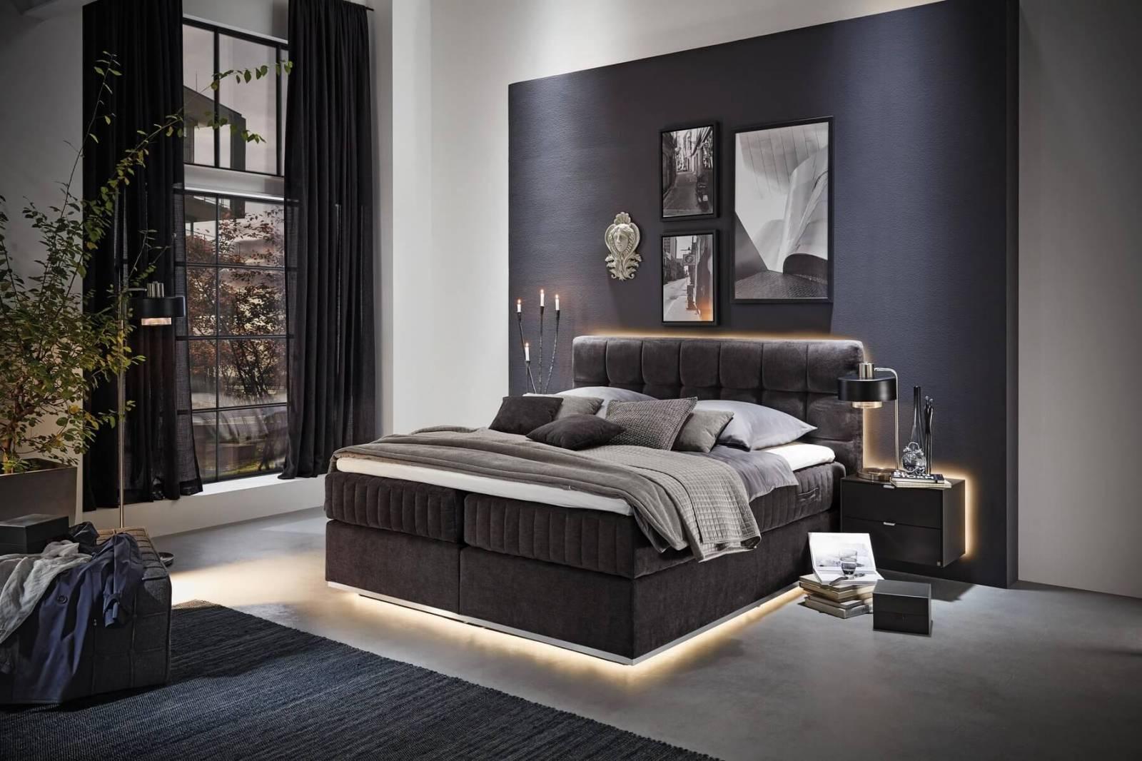 Quelles couleurs dans ma chambre à coucher ? - Magasin de meubles
